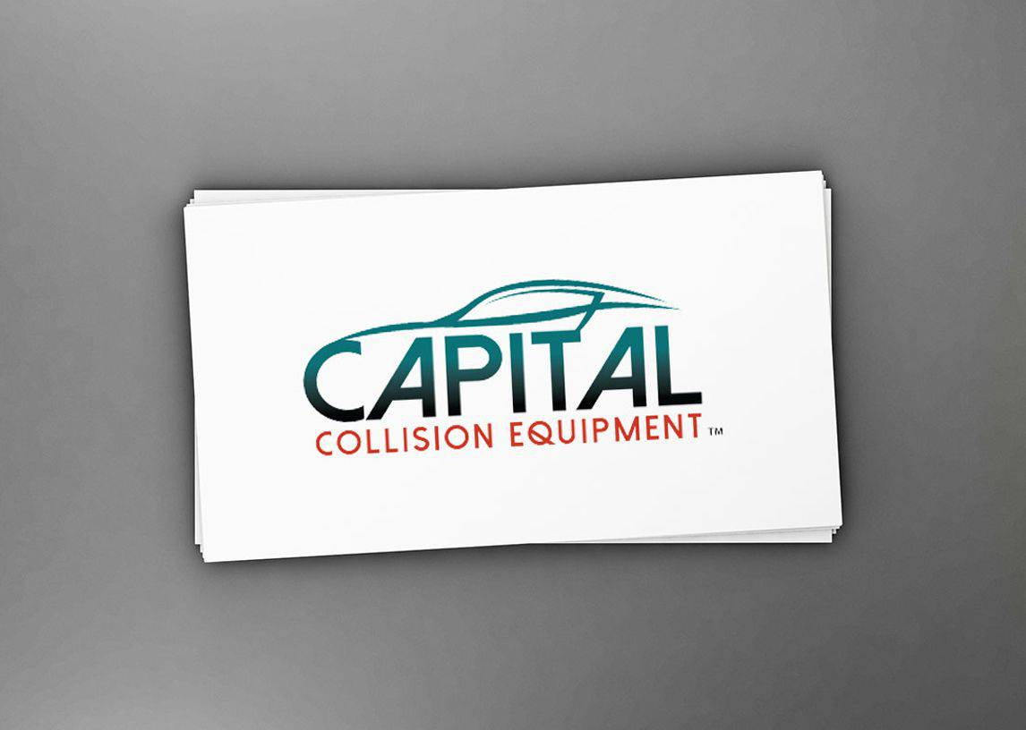 Capital Collision Equipment Logo