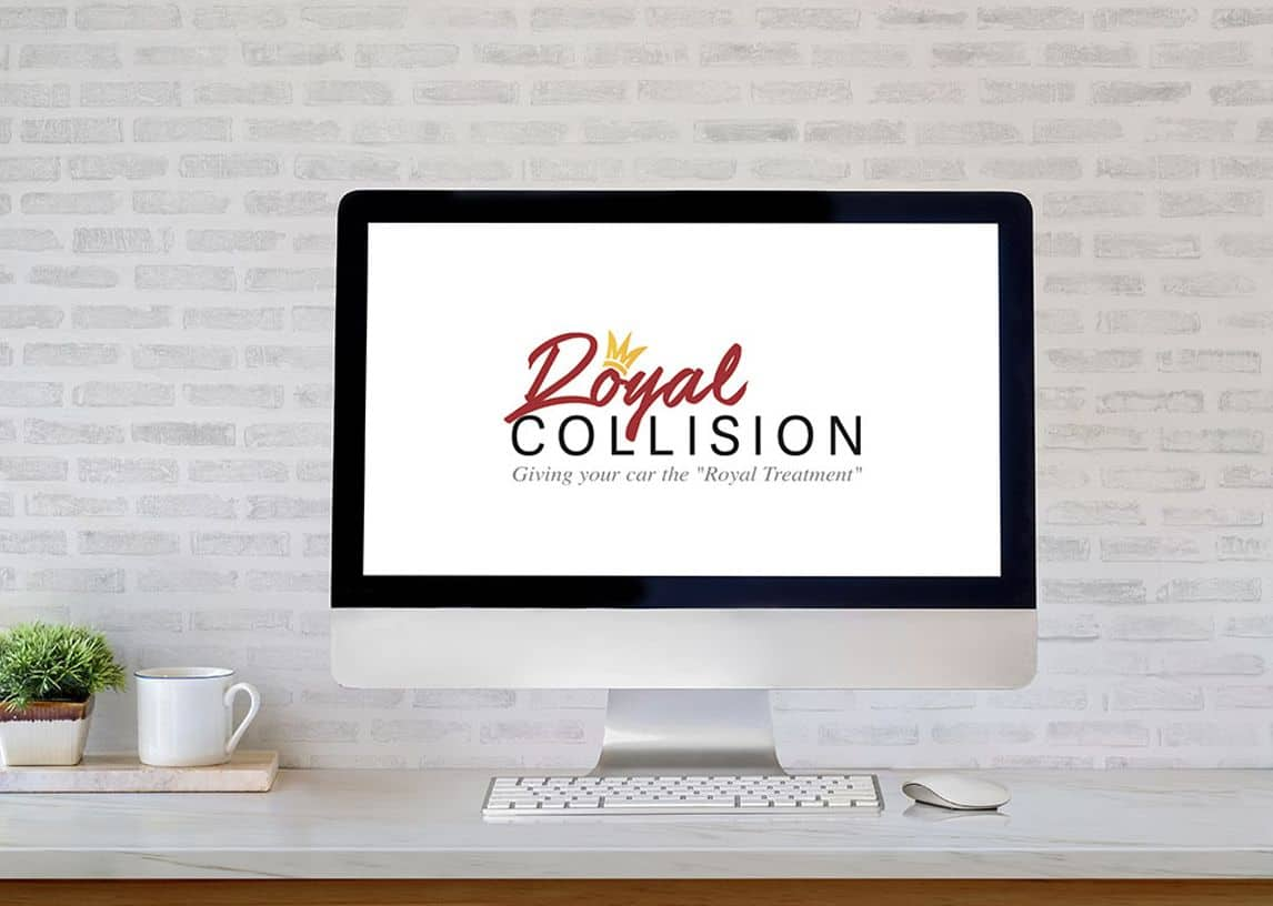 Royal Collision Logo