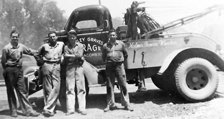 Harley Graves Tow Truck