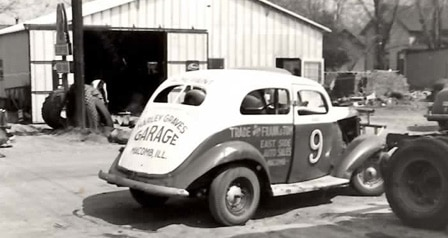 Harley Graves Garage