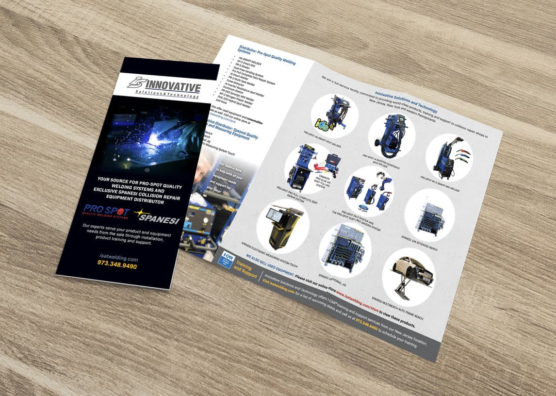 Innovative Solutions and Technology Brochure